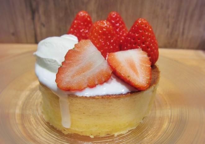 雪ノ下銀座いちごパンケーキ